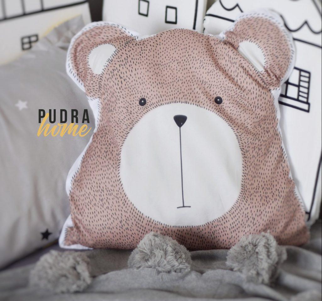 Подушка Мишка