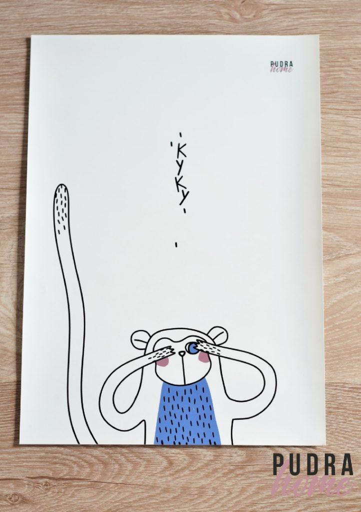 Постер Ку-ку (полилит)