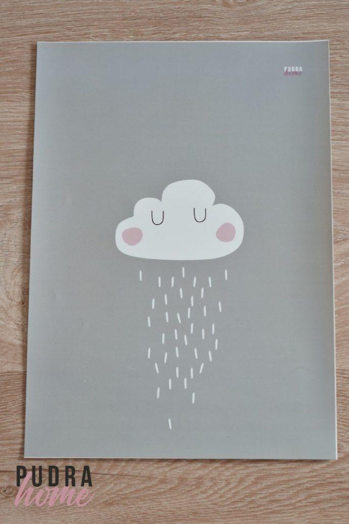 Постер Облако (полилит)