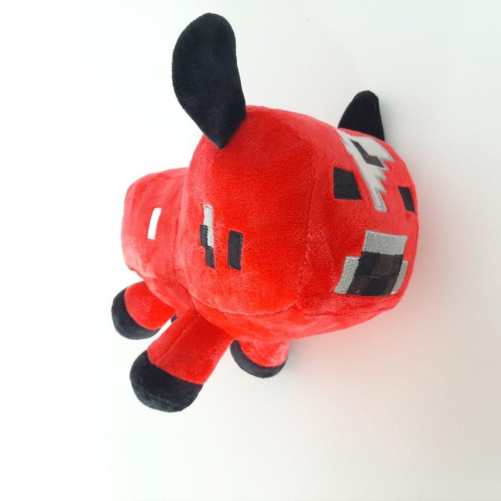 Плюшевая грибная корова Майнкрафт