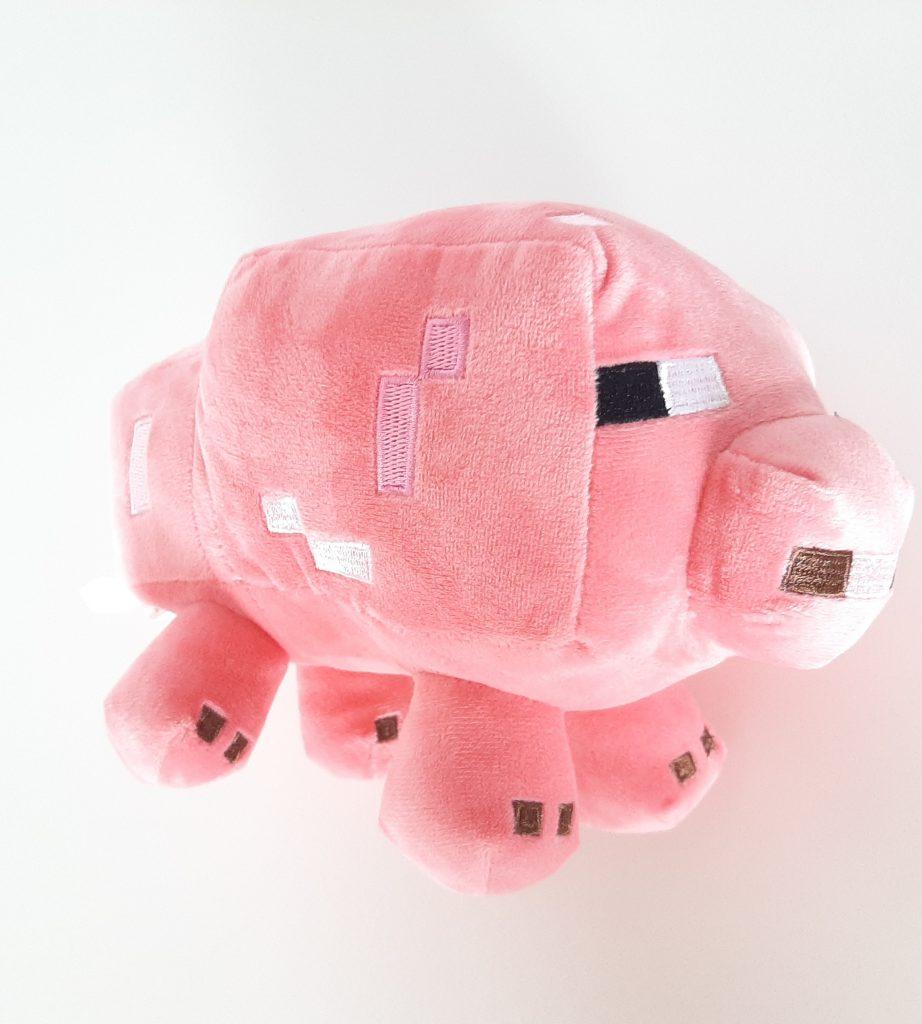 Плюшевая свинья Майнкрафт (Pig)