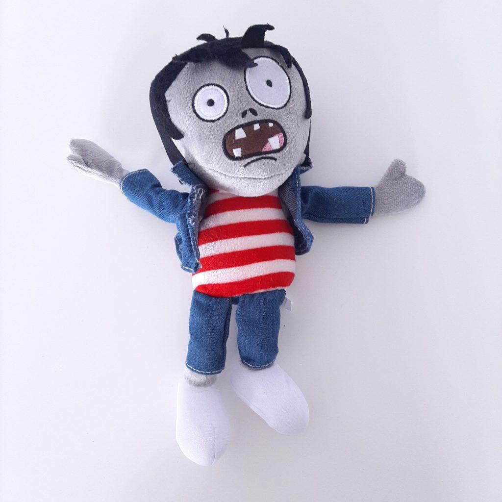 Игрушка зомби из PVZ