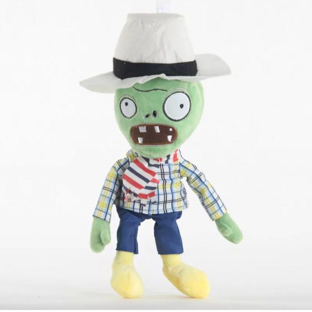 Мягкая игрушка Зомби Ковбой