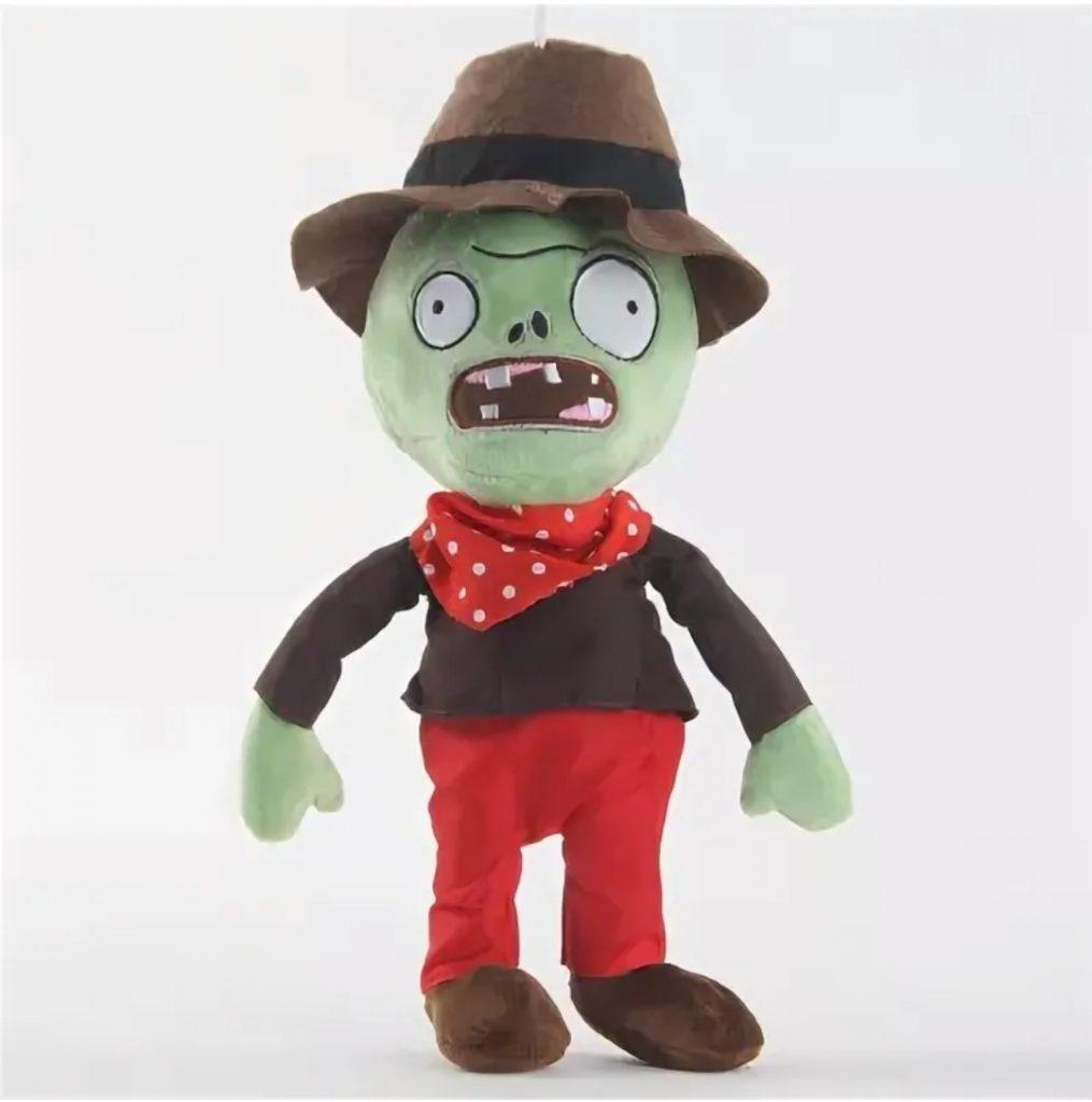 Мягкая игрушка Огородный Зомби