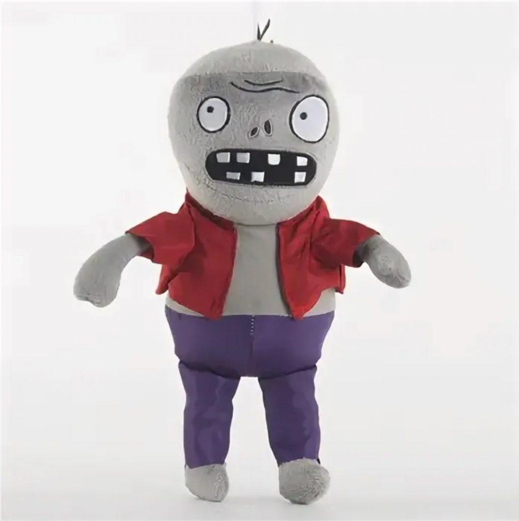 Мягкая игрушка Зомби-Чертенок