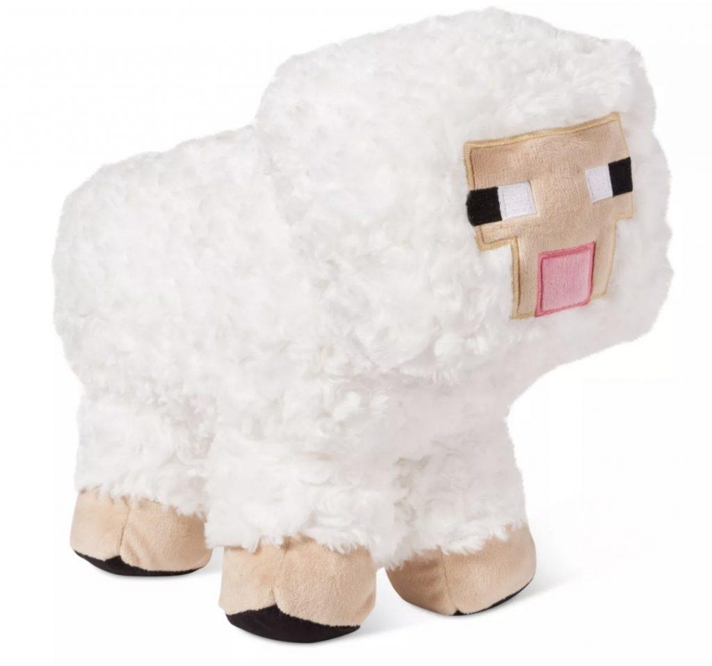 Мягкая игрушка Овечка из Майнкрафт
