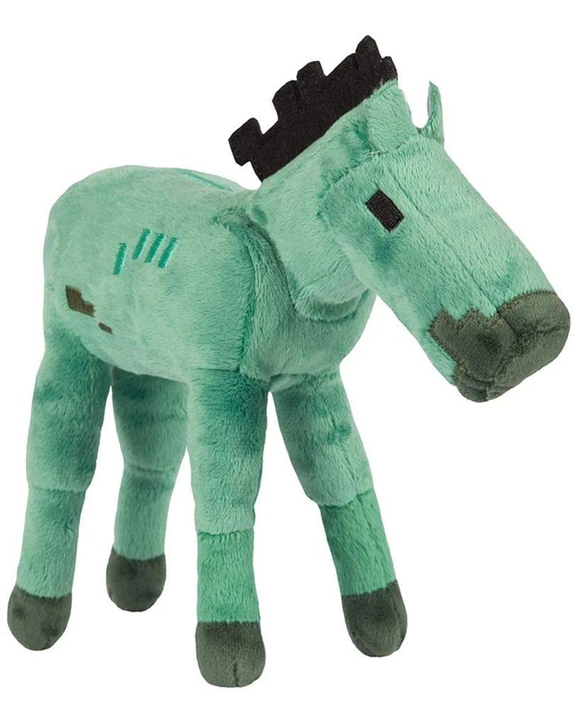 Лошадь зомби Minecraft Мягкая