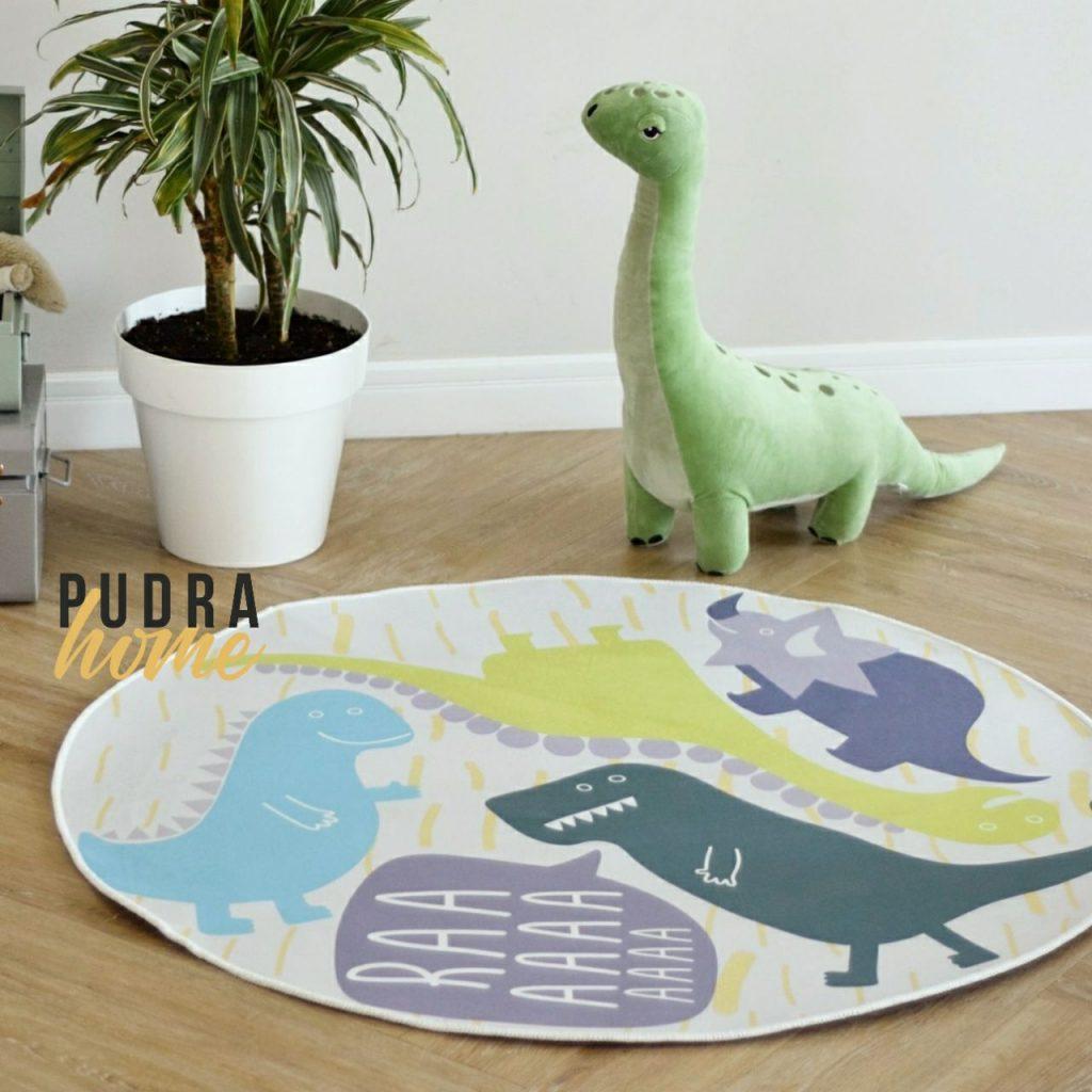 Ковер Динозавры