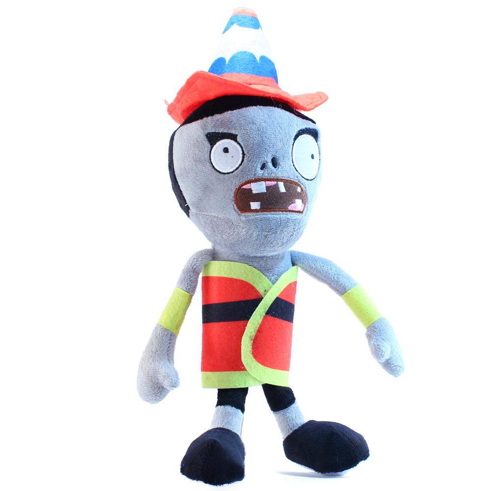 Мягкая игрушка Зомби с Конусом